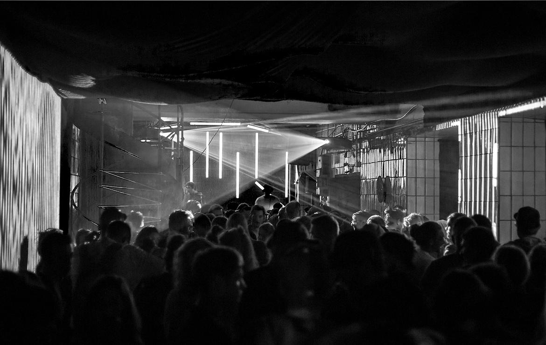 Rostfest 2016 – Eule Electronic Floor